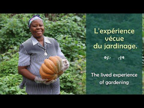 Embedded thumbnail for L'expérience vécue du jardinage | The lived experience of gardening