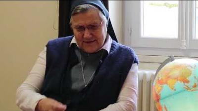 Embedded thumbnail for  Sr. Bernadette Taurinya (Vicaire) partage son expérience