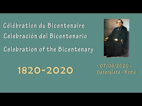Embedded thumbnail for Bicentenary Celebration - Generalate Rome (07/06/2020)