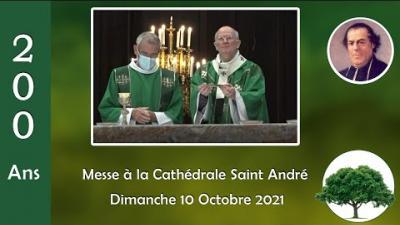 Embedded thumbnail for Bicentenaire - Messe à la Cathédrale Saint André, Bordeaux