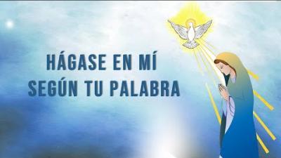 Embedded thumbnail for HÁGASE EN MÍ SEGÚN TU PALABRA