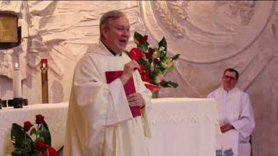 Embedded thumbnail for Homily of Fr. Louis Lougen (OMI), Bicentenary Celebration - Rome